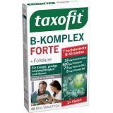 Taxofit Vitamin B-Komplex + Folsäure + C Tabletten hoch dosiert