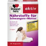 Doppelherz aktiv Vitalstoffe für Schwangere + Mütter