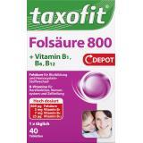 Taxofit Folsäure + 800 Metafolin