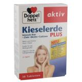 Doppelherz aktiv Kieselerde Plus Intensiv-Kur + Zink + Biotin + Calcium Tabletten