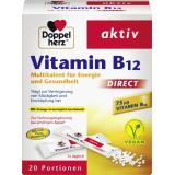 Doppelherz aktiv Vitamin B12 Direct Beutel