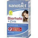Biolabor Bierhefe + Zink Tabletten