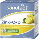 Biolabor Zink + C + D