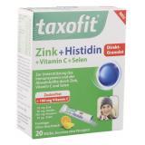 Taxofit Zink + Histidin Granulat