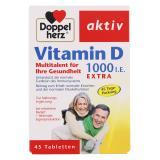 Doppelherz aktiv Vitamin D 1000 i.E. extra