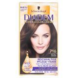 Diadem Seiden-Color-Creme 716 mittelbraun