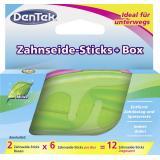 DenTek Zahnseide-Sticks Minze + Box