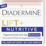 Diadermine Lift + Nutritive Regenerierende Anti Age Nachtcreme
