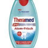Theramed 2in1 Zahncreme + Mundspülung Atem-Frisch