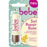 Bebe 3in1 Repair Balm Lippenpflege