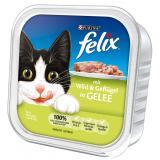 Felix mit Wild & Geflügel in Gelee