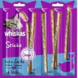 Whiskas Sticks Reich an Lachs