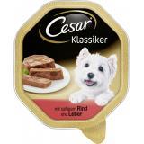 Cesar Klassiker mit Rind & Leber