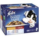 Felix So gut wie es aussieht mit Rind, Geflügel, Lamm, Kalb, Truthahn, Leber, Huhn & Niere