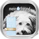 Mein Freund Hund Herzhafte Bissen mit Geflügel Light