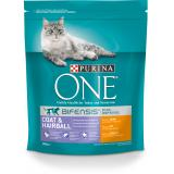 Purina One Bifensis Coat & Hairball Huhn