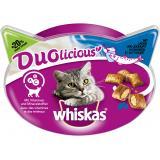 Whiskas Duolicious Snacks Lachs & Joghurt