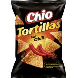 Chio Tortillas Hot Chili