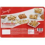 Jeden Tag Knabber-Box