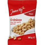 Jeden Tag Würz-Erdnüsse