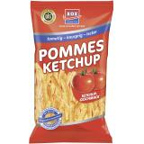 Xox Pommes Ketchup-Geschmack