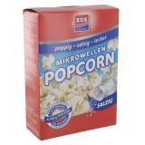 Xox Mikrowellen Popcorn salzig