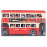 Walkers Biscuit Selection London Bus Tin