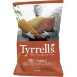Tyrrells Veg Crisps Sweet Potato Carrot & Potato