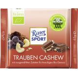 Ritter Sport Bio-Genuss Trauben Cashew