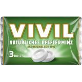 Vivil Natürliches Pfefferminz 3er Multipack