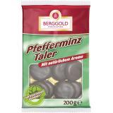 Berggold Pfefferminztaler schokoliert