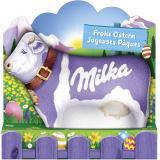 Milka Lila Kuh Alpenmilch