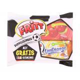 Fritt Doppel(s)pass Kirsch Orange + Fanschminke