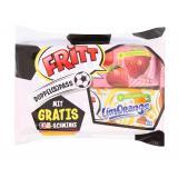 Fritt Doppel(s)pass Erdbeer Orange + Fanschminke