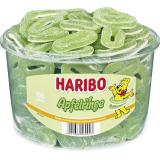 Haribo Saure Apfelringe