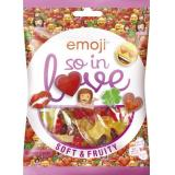 Emoji So in love Fruchtgummi soft & fruity