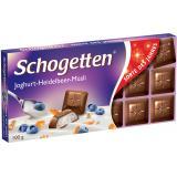 Schogetten Joghurt Heidelbeer-Müsli