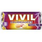 Vivil Kaudragees Fruits 3er