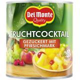 Del Monte Fruchtcocktail mit Pfirsichmark gezuckert