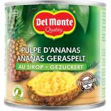 Del Monte Ananas geraspelt gezuckert