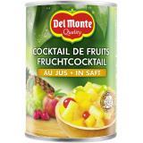 Del Monte Fruchtcocktail in Fruchtsaft ohne Zuckerzusatz