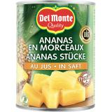 Del Monte Ananas Stücke in Ananassaft