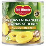 Del Monte Ananas Scheiben in Saft