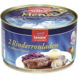Simon Rinderrouladen