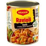 Maggi Ravioli Diavoli in scharfer Tomatensauce, Dose, 2 Port.