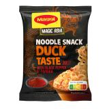 Maggi Magic Asia Instant Nudeln Snack mit Ente, Beutel, 1 Port.