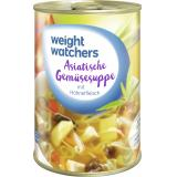 Weight Watchers Asiatische Gemüsesuppe
