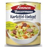 Sonnen Bassermann Mein Kartoffeltopf mit herzhaften Würstchen