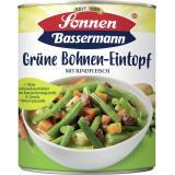 Sonnen Bassermann Grüne Bohnentopf mit geräuchertem Fleisch