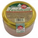 Solfa Zwiebelwurst gekocht